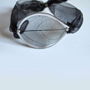 pulsera-hoja-black